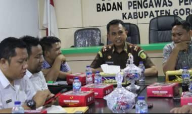 Bawaslu Kabupaten Gorontalo Tindak Lanjuti Arahan Bawaslu Republik Indonesia