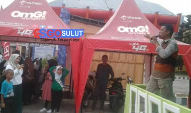 Kupon Undian Dalam Rangka Meriahkan Gorontalo Gemilang Fair 2020