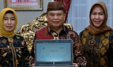Idris Rahim Lakukan Sensus Penduduk Mandiri Secara Online