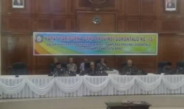 Usul Prakarsa DPRD Periode Sebelumnya,  Pembahasan 4 Ranperda Ditunda