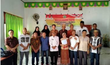 Asisten II Boalemo, Roswita Manto : Buka Pelaksanaan Musrenbang Tingkat Kecamatan Tilamuta.