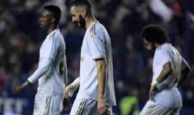 Real Madrid Meraih Hasil Tak MemuaskanDipekan Ke-25Liga Spanyol