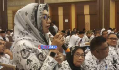 Dalam Kongres PGRI, Fory Naway : Sampaikan Kebutuhan Guru Agama di Daerah
