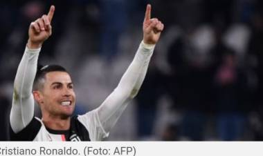 Juventus Mengamankan Kemenangan 2-1 AtasSPALBerkat Gol Cristiano Ronaldo