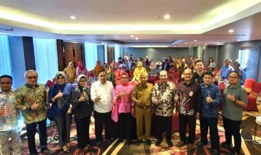 Darda Daraba : Buka Seminar Pengelolaan Investasi