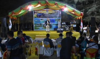 Kunjungi Wisata Bolihutuo, Wabup Anas Jusuf : Terima Kasih Peserta Touring JWS
