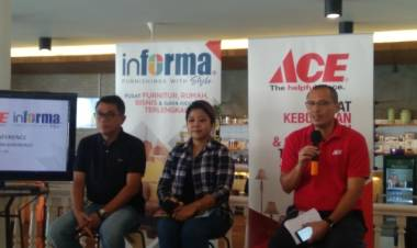 ACE Informa Hadir di Gorontalo, Buruan Harga Special Hanya Dua Hari