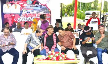 JWS 2020 Masuk Finish di Rudis Gubernur Sulawesi Utara