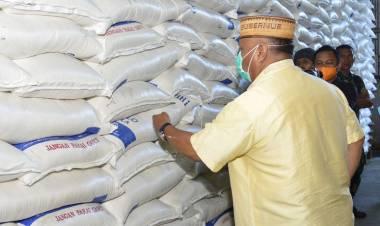 Dihadapan Unsur Forkopimda, Gubernur Rusli Habibie : Minta PT.Pabrik Gula, Prioritaskan Kebutuhan Rakyat Gorontalo