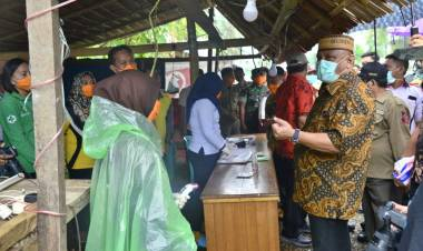 """Cegah Virus Corona "" Gubernur Gorontalo : Semua Pintu Perbatasan Tutup Pukul 18.00 S/D 06.00 Wita"