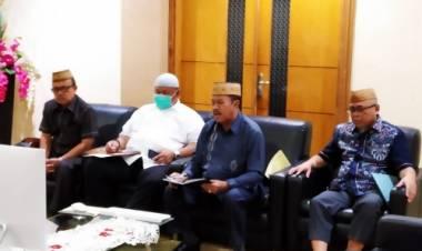 DPRD Provinsi Dukung Upaya Penanganan Pencegahan Covid-19