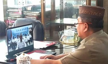 Idris Rahim : Insya ALLAH Pemerintah Provinsi Gorontalo Bakal Raih WTP