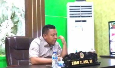 DPRD Kabupaten Gorontalo Mengelar Rapat Bersama Tim Anggaran Pemerintah Daerah
