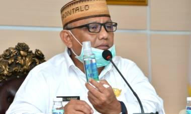 Gubernur Gorontalo  Apresiasi BPOM Gorontalo
