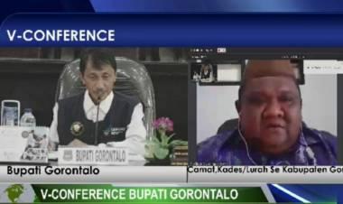 Jadi Juru Bicara, Lurah Bongohulawa Wijaya Mobonggi Paparkan Kesiapan Cegah Covid-19
