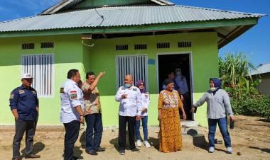 Komisi 3 Pantau Program BSPS, Yasin: Bermanfaat dan Masyarakat Terbantu