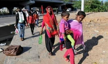 India akan Sediakan Makanan Gratis Bagi Pekerja Migran