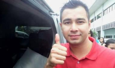Raffi Ahmad Jenguk Aminah Cendrakasih, Mak Nyak Si Doel