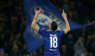 Lampard Tak Ingin Giroud dan Willian Pergi Hingga Liga Premier