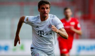 Bayern Kembali Tanding Setelah Vakum 2 Bulan