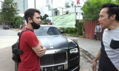 Raffi Ahmad Murka Mobil Mewahnya Diisi Bensin Eceran