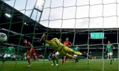 Bayer Leverkusen Libas Werder Bremen
