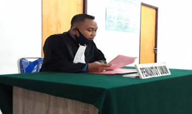 JPU Tuntut Hukuman Seumur Hidup Terhadap Ungke Pelaku Pembunuhan di  Melonguane