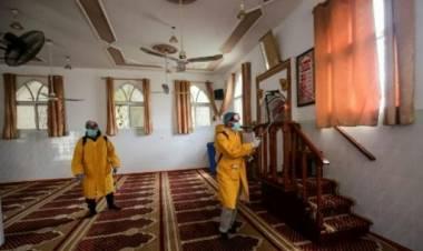 Masjid di Gaza Dibuka, Kembali ke Rumah Allah Berkah yang Luar Biasa