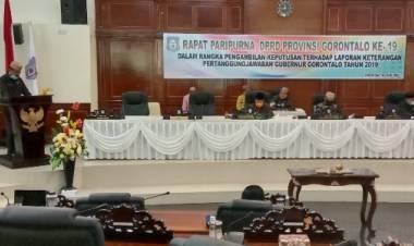 Ini Rekomendasi Pansus Atas LKPJ Gubernur Tahun 2019