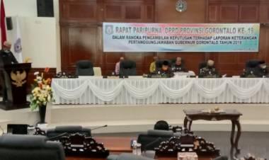 Thomas: Penerapan PSBB Bukanlah Prestasi, Tapi Cinta Gubernur Kepada Rakyat Gorontalo