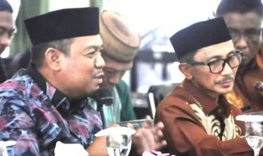 DPRD Kabupaten Gorontalo Serius Pengisian PAW Wakil Bupati, Syam T. Ase : Sekalipun Covid-19 Tidak Bisa Menghalanginya