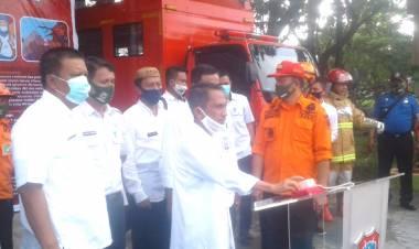 Lewat Penerapan NPB, Nelson Pomalingo Sampaikan Terima Kasih Ke BPBD Kabupaten Gorontalo
