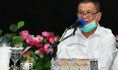 Wagub Idris Rahim : Gorontalo Masuk Peringkat 5 Penyembuhan Covid 19