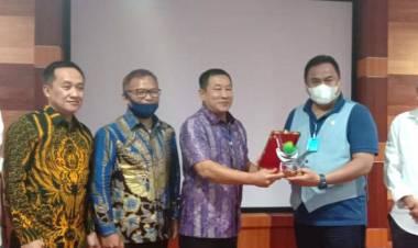 Rachmat Gobel, Puji PT Harvest Gorontalo Indonesia, Mohamad Yamin Lahay : Ini Bisa Mengembangkan Produk