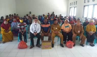 BRI Cabang Tilamuta Peduli Banjir, Bupati Darwis Ucapkan Terimakasih