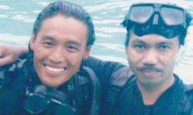 Geluti Hobi Diving, Zulkifli Lasalewo : Terima Kasih Pak Bupati Kabupaten Gorontalo