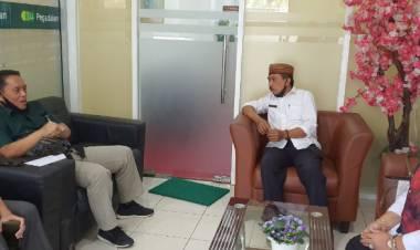 Zulkifli Lasalewo : Temui Deputi Pegadaian Bahas Nasib Para Pelaku Usaha