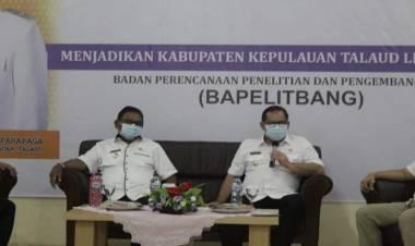 "Bakal Berlakukan ""New Normal"" Di Talaud, Ini Kata Bupati Dan Wabup"