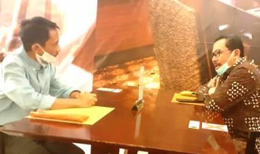 Bahas Program Keagamaan, Nelson Pomalingo Temui Wakil Menteri Agama Republik Indonesia