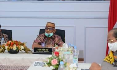 """""""BPN"""" Gubernur Gorontalo Pertanyakan Sertifikat Dizona Danau Limboto"""