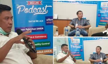 Haris Tome Kembali Paparkan Sipardi Yang Sudah Diminati Masyarakat Gorontalo