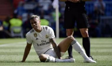 Positif COVID-19, Striker Real Madrid Mariano Diaz