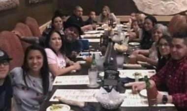 Reunian, Satu Keluarga di Texas Terpapar Covid-19