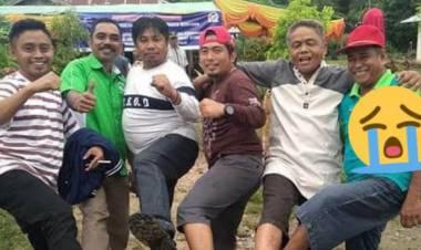 Panglima Kambers, Sugandi Hamzah : Selamat Jalan Mantri Akuman Sahabo, Skm