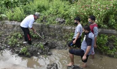 Peduli Lingkungan, Pemkab Boalemo Kembali Lakukan Kerja Bakti