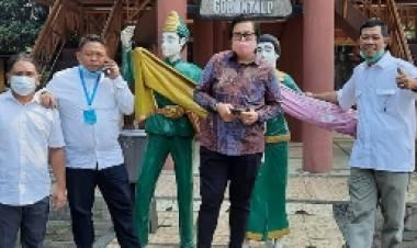 'Wajah' Gorontalo di TMII Memprihatinkan
