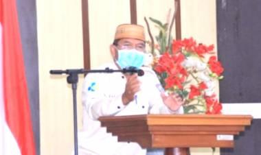 Sekdaprov Gorontalo : Seluruh Pejabat Eselon I,II,III Dan IV Akan Rafid Test Massal