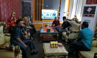 Terkait Penyelenggaraan Pemerintahan Desa, DPRD Boalemo Studi Komparatif Ke- DPRD Bolmong Utara