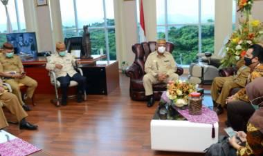 Gubernur Gorontalo : Korsupgah KPK Membicarakan Persoalan Aset Dan Menyentil Pertambangan