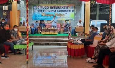Dialog Interaktif di Biluhu, Rakyat Bertanya Deprov Menjawab